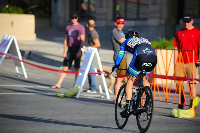 profesionální cyklista