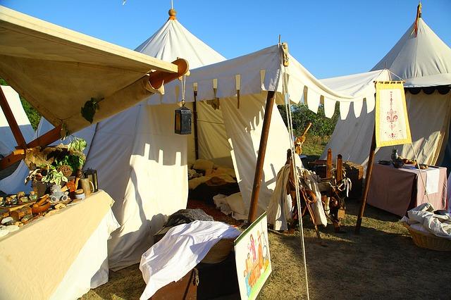 středověký festival