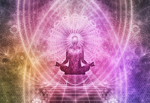 Tvoření mandaly navodí vnitřní klid