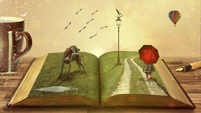 fantazie v knize