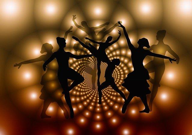 Tanec, tancování