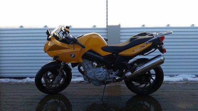 BMW motocykl