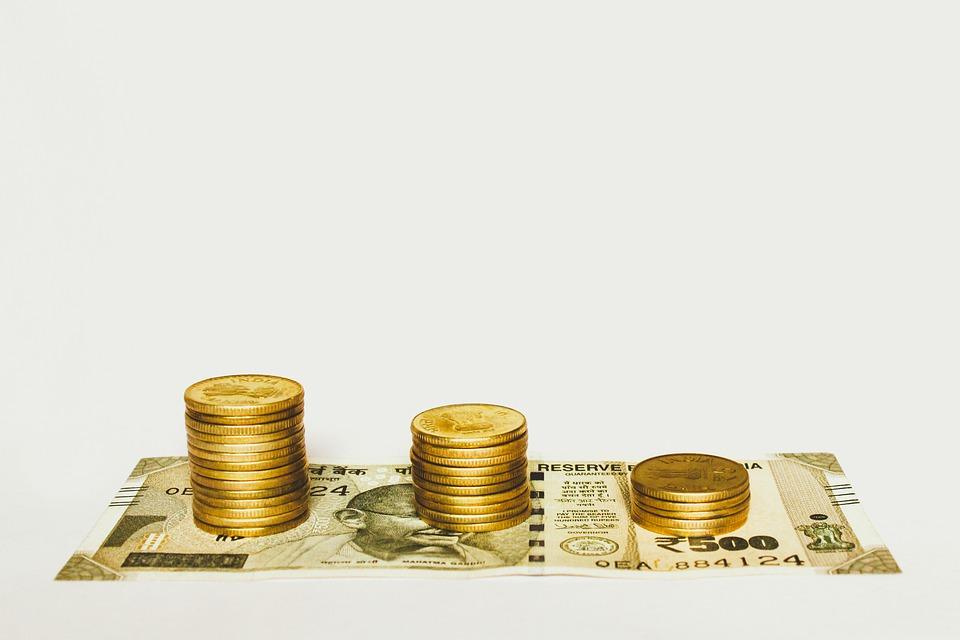 indická měna